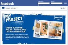 Wickes launches My Project app on Facebook that helps people express and share their DIY project pride
