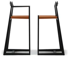 Skram - Piedmont #2 Stool - modern - bar stools and counter stools - by 2Modern