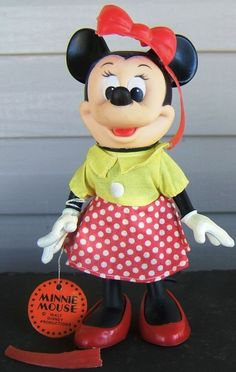 Check out Minnie Mouse Walt Disney Toy Doll Red Shoes Dakin San Francisco No. 2248 1960s http://www.ebay.com/itm/Minnie-Mouse-Walt-Disney-Toy-Doll-Red-Shoes-Dakin-San-Francisco-No-2248-1960s-/151606959319?roken=cUgayN&soutkn=2qNr3L via @eBay