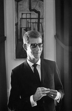 Yves Saint Laurent, Paris, 1964