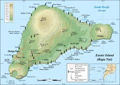 イースター島 - Wikipedia