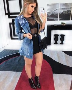 You don't need to be a super model to be able to wear Mesh top outfits, we've rounded up 40 Stylish Black Mesh Top Outfits Ideas for you to copy whenever you want. Black Mesh Top, is on… Grunge Outfits, Fall Outfits, Summer Outfits, Casual Outfits, Cute Outfits, Girl Fashion, Fashion Looks, Fashion Outfits, Womens Fashion