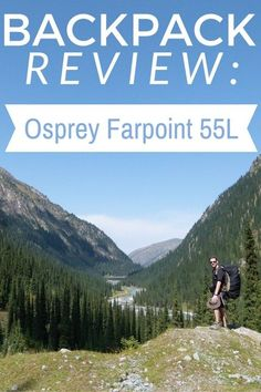 Backpack Review- Osprey Farpoint 55L Packing Tips For Travel, Travel Advice, Packing Lists, Osprey Farpoint, Best Travel Backpack, Backpack Reviews, Travel Gadgets, Solo Travel, Cool Places To Visit