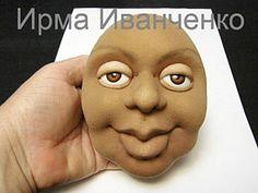 Как я устанавливаю глаза-рыбки куклам (техника