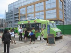 Love the DC Food Truck phenomenon.  At this website you can GPS track the trucks and see which ones will be near you.