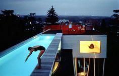 Koolhaus's Villa dall' Ava in Paris