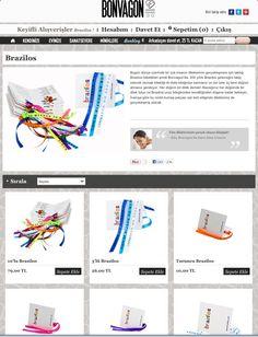 Brazilos Bonvagon.com'da!