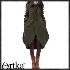 Артка пальто зимнее