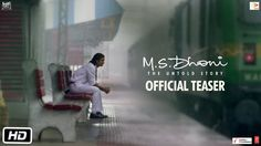 M.S.Dhoni - The Untold Story | Official Teaser | Sushant Singh Rajput