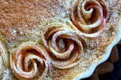 Äppelpaj med äppelrosor – Niiinis Kitchenlife Tart, Ethnic Recipes, Desserts, Food, Tailgate Desserts, Deserts, Pie, Essen, Tarts