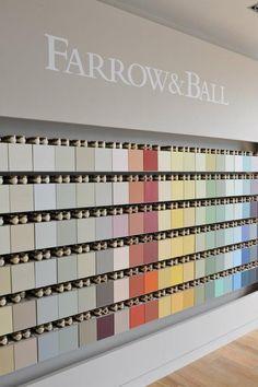 Farrow & Ball colors