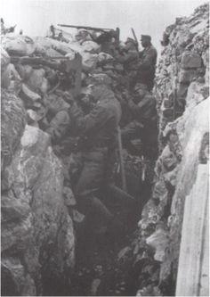 * O Front alpino na Primeira Guerra Mundial *