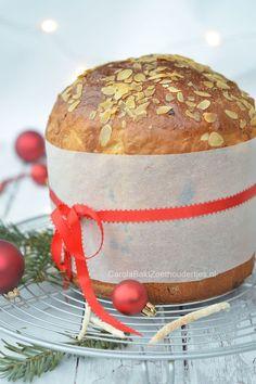 Een echte Italiaanse Panettone bakken met Kerst doe je zo! How to bake a Panettone from Italy with Christmas