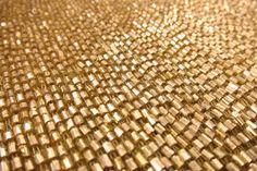 Bugle Beads on Silk Chiffon