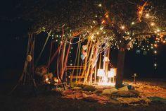 My 25th birthday party. Glitterfest2013 <3 Bohemian gypsy birthday party www.leahnfoster.tumblr.com