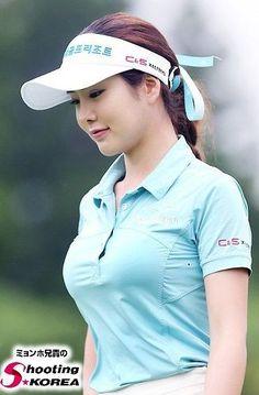 激撮15連発!! ゴルフ界のセクシークイーン、アン・シネの魅力 | S-KOREA(エスコリア) | ページ 3