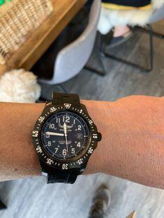 Breitling Colt Men's Black Watch - X74320 · $1,170.76