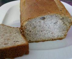Rezept Bananenbrot - easy going von Jagga - Rezept der Kategorie Brot & Brötchen