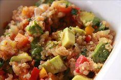 The Vegetable Collaboration: quinoa