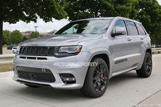 2017 Jeep Grand Cherokee Trackhawk Release date Price