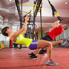 TRX suspension training can give you an incredible total-body workout, but at first glance the piece of equipment may confuse you. Do you know exactly how to use one?