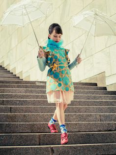 Great photoshoot from Italian photographer Federico Leone featuring MiMiSol kids clothing