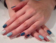 Pretty nail art!