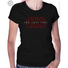 Star Wars The Last Jedi Womens T-Shirt