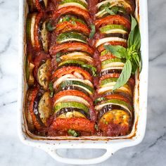 This Ratatouille recipe comes together quickly for a fresh weeknight dinner. Plus, it's suitable for gluten free, paleo and vegan diets!This Ratatouille recipe comes together quickly for a fresh weeknight dinner. Plus, it's suitable for glu Vegetarian Recipes Hearty, Paleo Recipes, Cooking Recipes, Vegan Vegetarian, Recipes For Vegetarians, Healthy Cheap Recipes, Lunch Recipes, Free Recipes, Cooking Pork