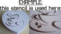 strong-plastics-mylar-painting-stencil-Cup-of-Coffee-for-kitchen-deco-projects Stencil Painting, Tole Painting, Silhouettes, Coffee Cups, Stencils, Strong, Kitchen, Projects, Ebay
