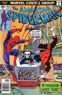 The Amazing Spider-Man (Vol. 1) 162 (1976/11)