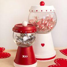 Diagonal Cutter by Ashland® Valentine's Day Candy Dispenser Valentines Day Food, Valentines Gifts For Boyfriend, My Funny Valentine, Valentine Day Crafts, Holiday Crafts, Party Crafts, Valentine Gifts Ideas, Printable Valentine, Homemade Valentines