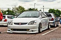 Civic type r EP3