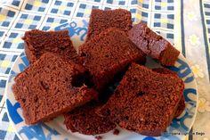 CAKE DE CHOCOLATE FÁCIL