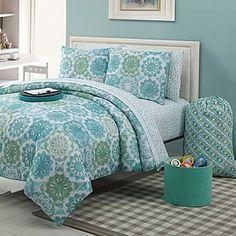 -Isadora Reversible Comforter Set
