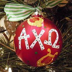 AXO ornament!