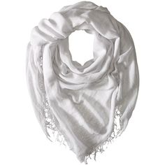 Chan Luu Cashmere and Silk Scarf (Glacier Grey) ($195) ❤ liked on Polyvore featuring accessories, scarves, silk scarves, lightweight scarves, gray scarves, grey shawl and grey scarves