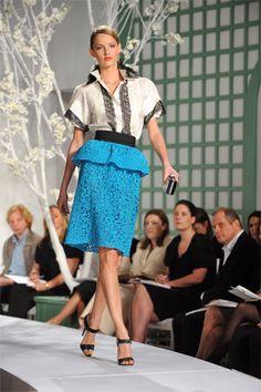 Oscar de la Renta Resort 2009 Collection Photos - Vogue