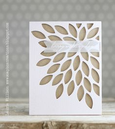 Happy Wedding Day Card by Laurie Willison for Papertrey Ink (June 2014)