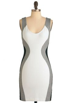 Probably could NOT go wrong with this dress on yo body!!!  Graded On a Curve Dress