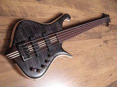 Mystic 5 Custom by Luthman Basses!