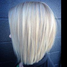 Always On Trend  The Dimensional Blonde LOB - Career f3544ca501c4
