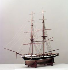 English Country accessories model/ship copper