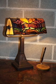 Electronics, Cars, Fashion, Collectibles, Coupons and Bankers Lamp, Tiffany Lamps, Tulip, Chandeliers, Stained Glass, Piano, Table Lamp, Lighting, Crafts