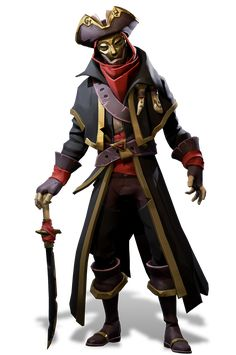 Fantasy Dragon, Fantasy Rpg, Sea Of Thieves Game, Character Art, Character Design, Dark Souls Art, Pirate Art, Soul Art, Treasure Island