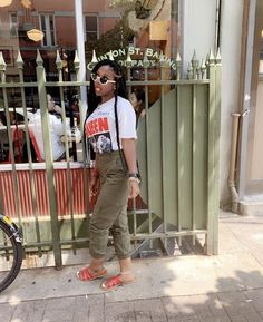 day date outfit Black Girl Fashion, Dope Fashion, Fashion Killa, Teen Fashion, Fashion Outfits, High Fashion, Chill Outfits, Cute Casual Outfits, Dope Outfits
