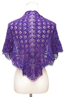 Pattern Revised 22 Feb, Changes include increased file compatibility, and a crochet hook free method of working the bind off. Shawl Patterns, Lace Patterns, Knitting Patterns Free, Crochet Patterns, Free Pattern, Knitting Blogs, Lace Knitting, Knitting Needles, Knit Or Crochet