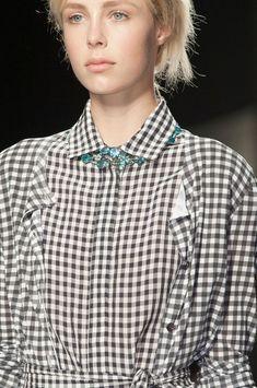 Bottega Veneta at Milan Spring 2015 (Details)