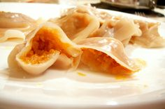 Butternut Squash Ravioli with Wonton Wrappers