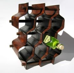Storage can be stylish, especially for #wine that is divine!